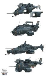 Helicopter-1 by marksanwel