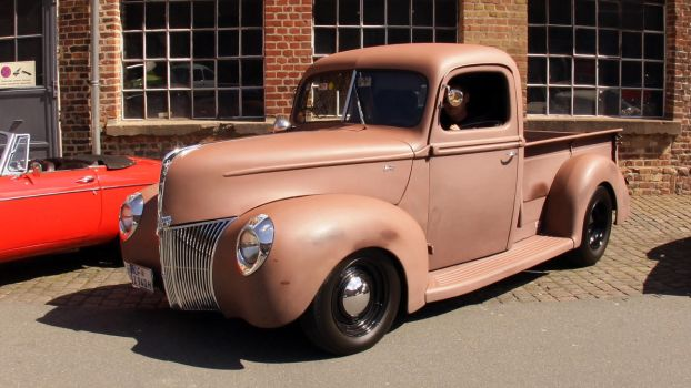Ford Pickup by UdoChristmann