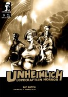 UNHEIMLICH 3 Cover by Millus