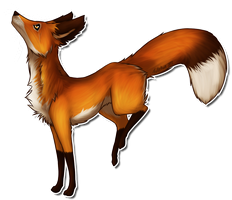 Fox~ by Fellefan
