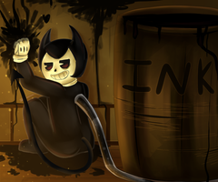 Bendy and the ink machiene- Refill by Antimentalist