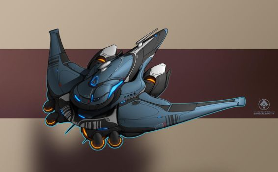 Substrate Sparrow by zombat