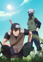 Maru and Kakashi by Roggles