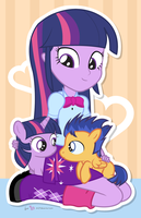 Who's Your Friend, Twilight? by dm29