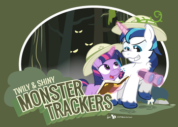 Twily 'n Shiny: Monster Trackers by dm29