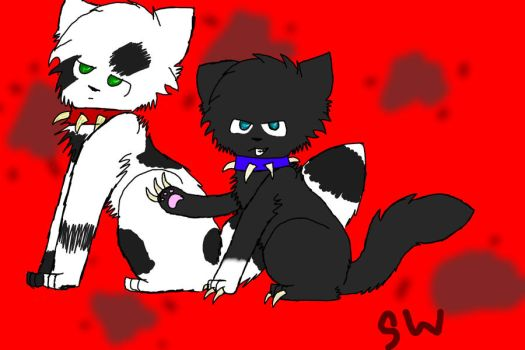 100 and 38. Scourge and Bone by Starwhisker