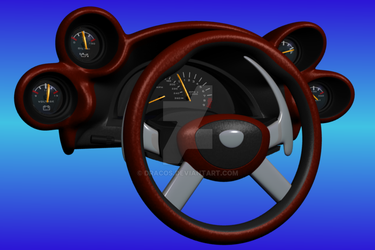 Dashboard WIP by dracos