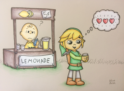That's Some Cheap Yellow Potion! *Mashup* by BlueDusk28