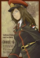 Agent+1 in Uniform by orrie-g