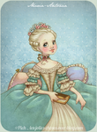 Dauphine of France by Chpi