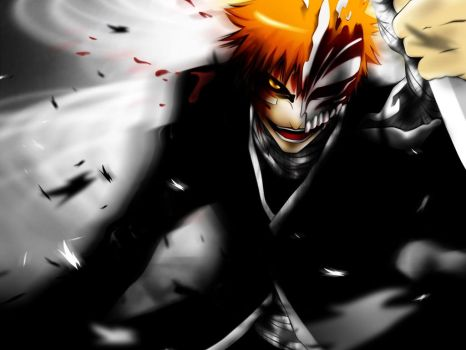 Bleach wallpaper i founded on the internet by Stressed-Destruction