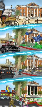 Hill Valley by egocenter
