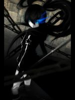 Black Rock Shooter by Etherpendant