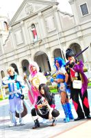 Tales of vesperia by Jessicagutter