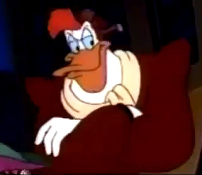 Launchpad Mcquack Mad Face by BoomSatoHika