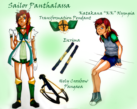 Sailor Panthalassa Official Reference by TheDarkDeath