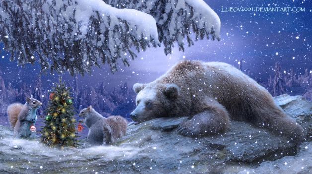Winter's tale by Lubov2001