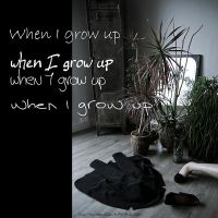When I grow up by Vic4U