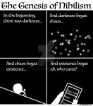 The Genesis of Nihilism by ethicistforhire