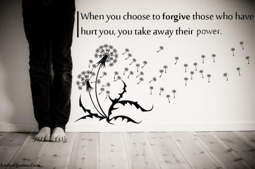 EmilysQuotes.Com - choice, forgive, hurt, pain by EmilysQuotes