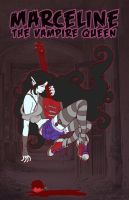 Marceline the Vampire Queen by MindCloud78