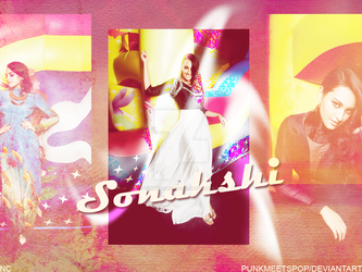 Sonakshi- Cosmo - Edit - 1. by PunkmeetsPop