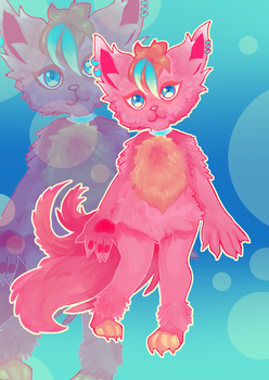 ADOPT AUCTION OPEN by Cosmic-Nemesis
