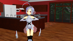 MMD Newcomer: DXR-0 (DownLoad Available) by Rain-Twister