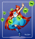 Makko The Magician! by LynIllust