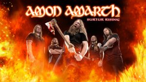 Amon Amarth - Surtur Rising by KronicX