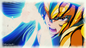 Aquarius Camus Saint Seiya Soul Of Gold by AntaresHeart07