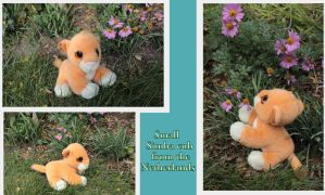 Small Simba cub from the Netherlands by Laurel-Lion
