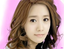Yoona SNSD by deAtHwiSH90