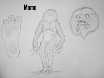 COTW#192: Momo by Trendorman