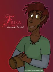 Frisa of Hurrocks Fardel by Jarjarrr