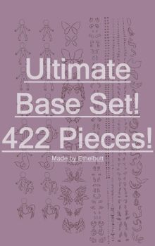 Ultimate Base Set, 422 Pieces!! by Ethelbutt