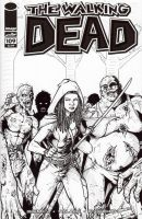 Walking Dead - Sketch Cover 2 by tonyperna