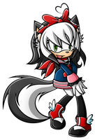 .:CM: Nell The Husky:. by RubySp00n