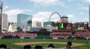 new Busch Stadium - st. Louis by americanina