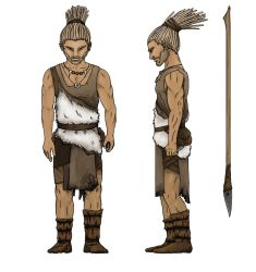 Stoneage Character by Artassin