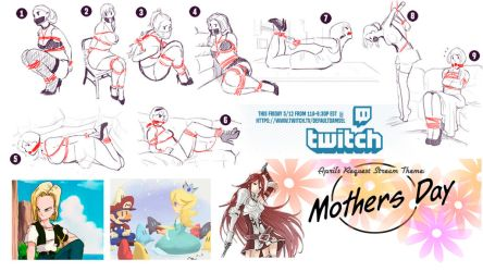 May Request Stream: Mothers Day by HeartGear