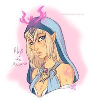 Arcana by WishingStarInAJar