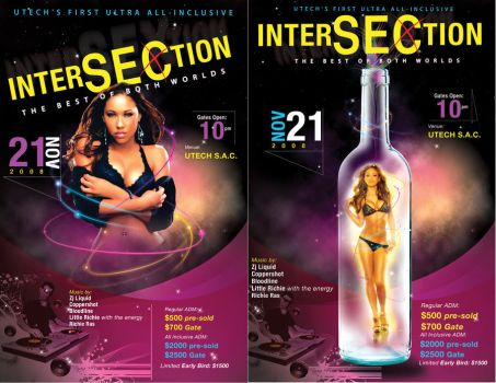 INtersection Flyer by yanic