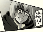 Snk #1 Crazy Armin by Lily-oftheValley