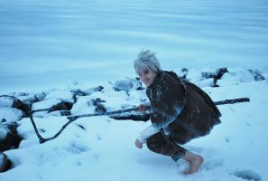 The Boy who rose from Ice by Jayuna
