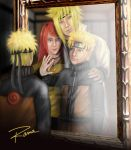 The Mirror of Erised Naruto by RamaChan