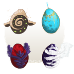 EggAdX_CLOSED by B-aruaL-Adopts