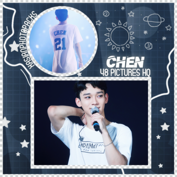 Photopack 932 // Chen (EXO). by xAsianPhotopacks