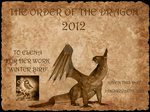 THE ORDER OF THE DRAGON 2012 by DragonsChest