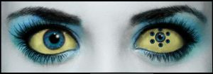 Homestuck: Vriska Serket: Vision Eightfold by Khainsaw
